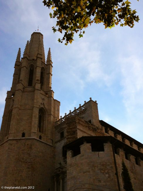 the bell tower girona spain