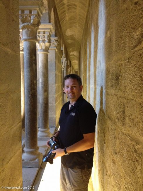 travel blog writer Dave in Girona