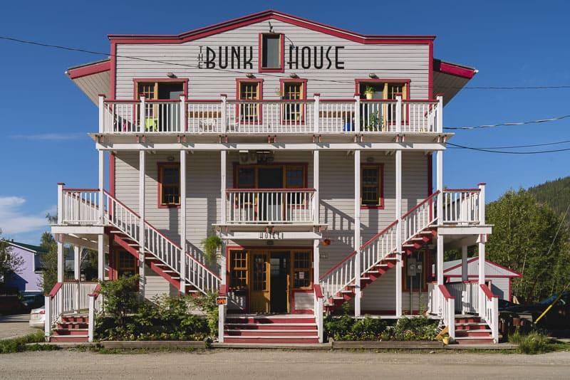 Доусон Сити Юкон Канада 41 знаковых мест для посещения в Канаде 41 знаковых мест для посещения в Канаде bes places to visit Canada Dawson City