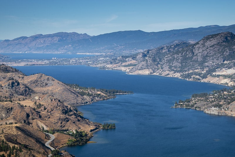 best places to visit in Canada | okanagan valley