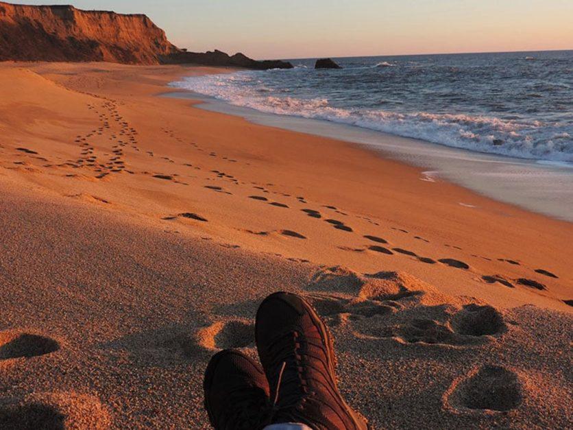 best beaches in california cowellrach beach