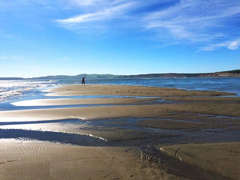imantour beach | best beaches california