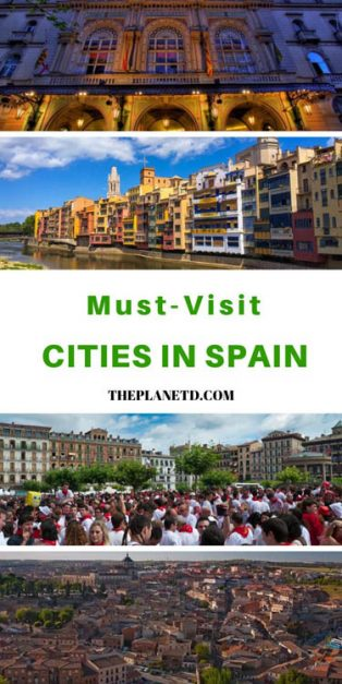 the best cities in spain to visit