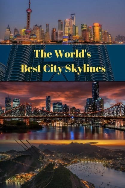 best skylines pinterest