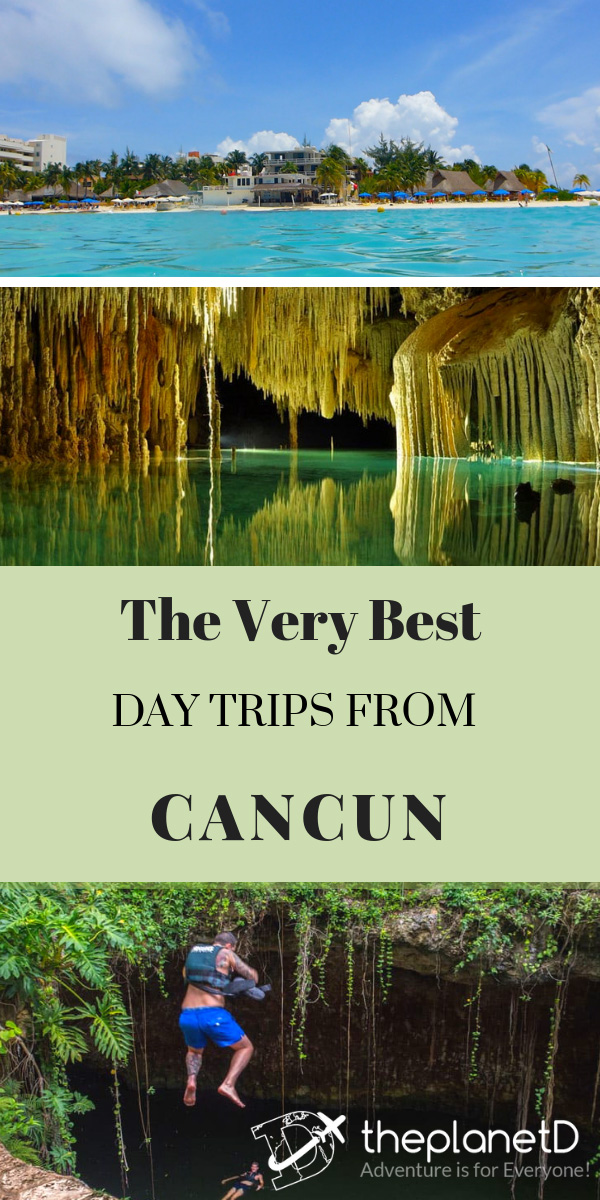 the very best day trips from cancun