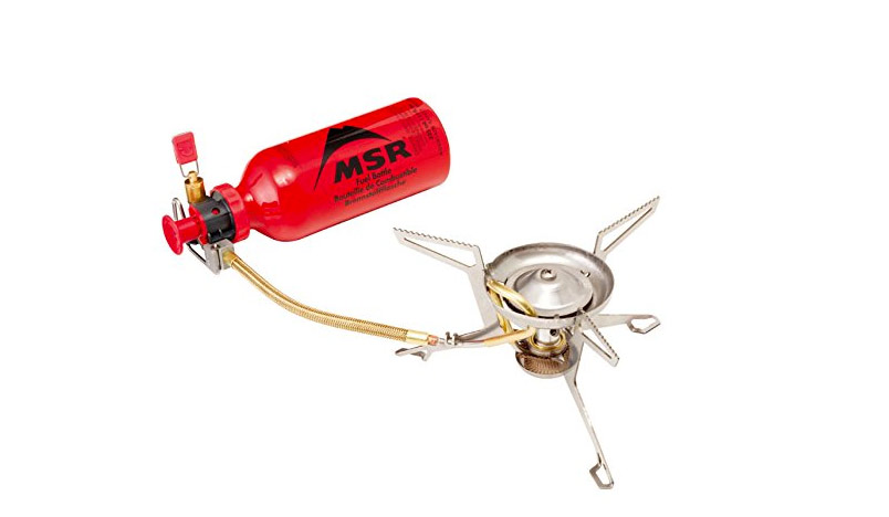 best travel gifts for him | msr camp stove