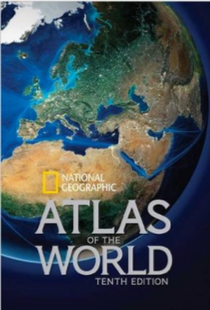 best travel gifts an atlas by national geographic