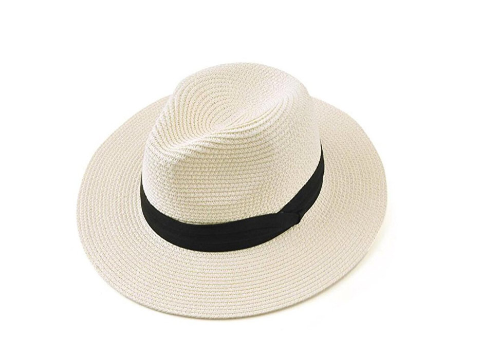 gift ideas for travellers | panama hat