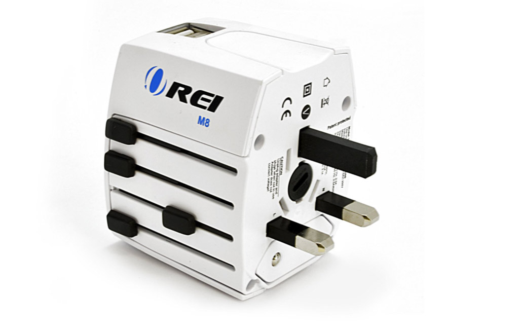 the best travel gifts | practical travel adapter