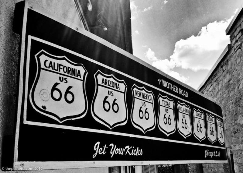 best of america route 66