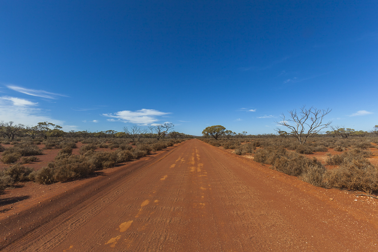 the outback of australia