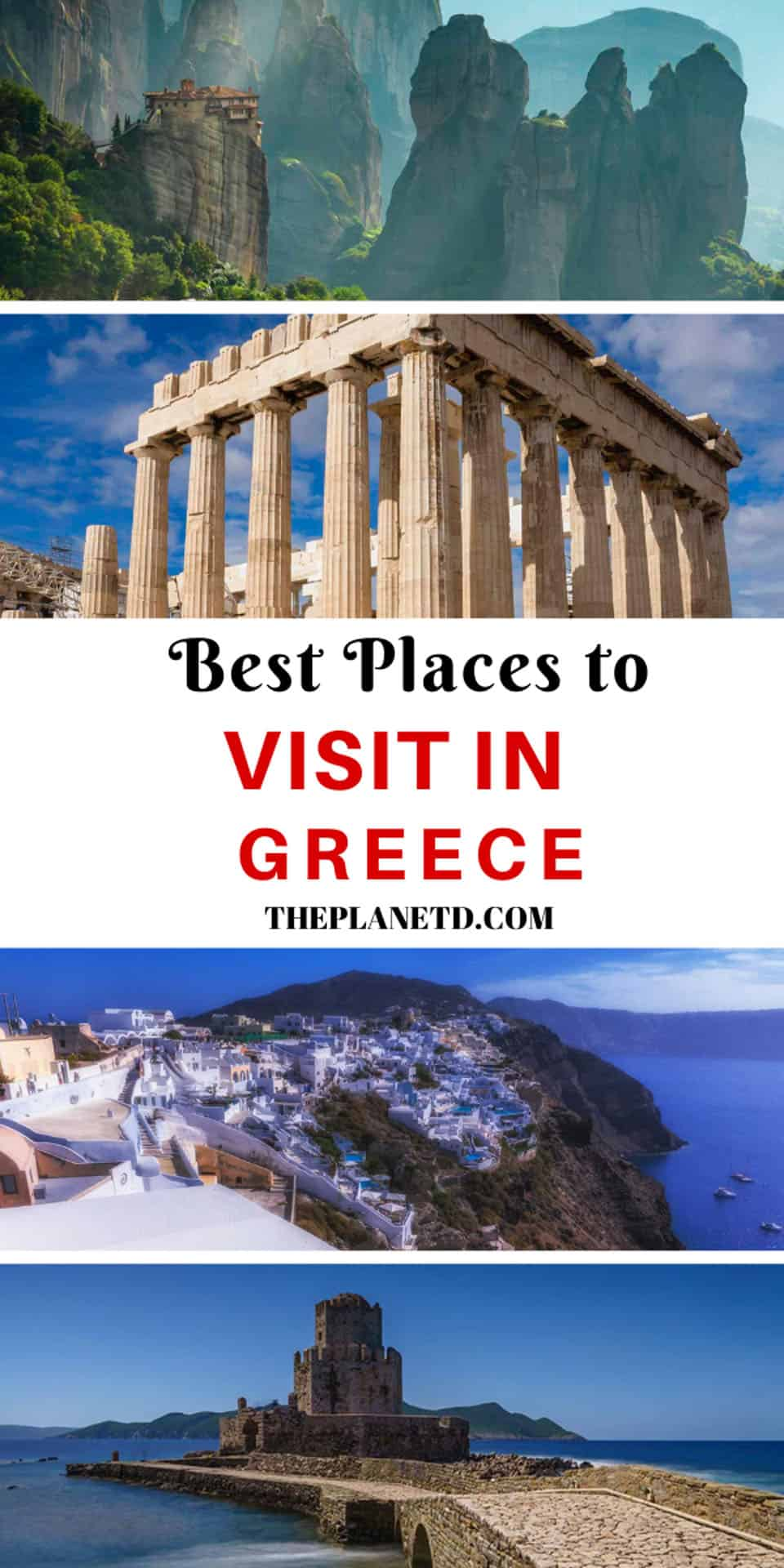 the best places to visit in greece and most beautiful destinations