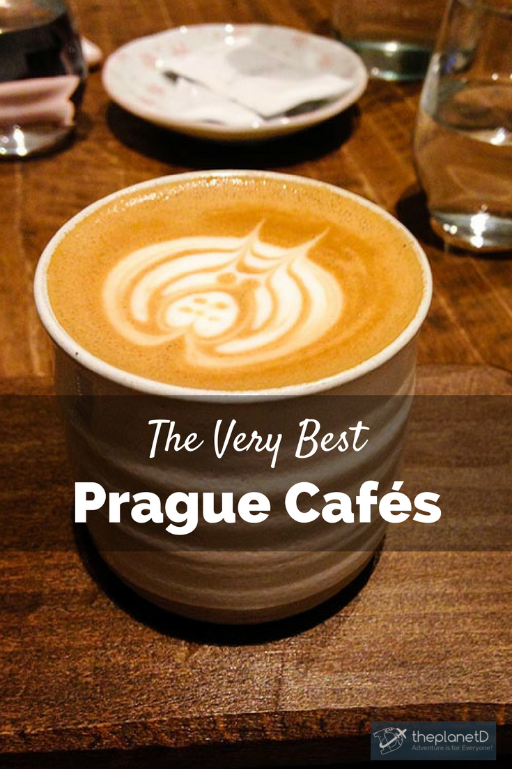 best prague cafes pinterest