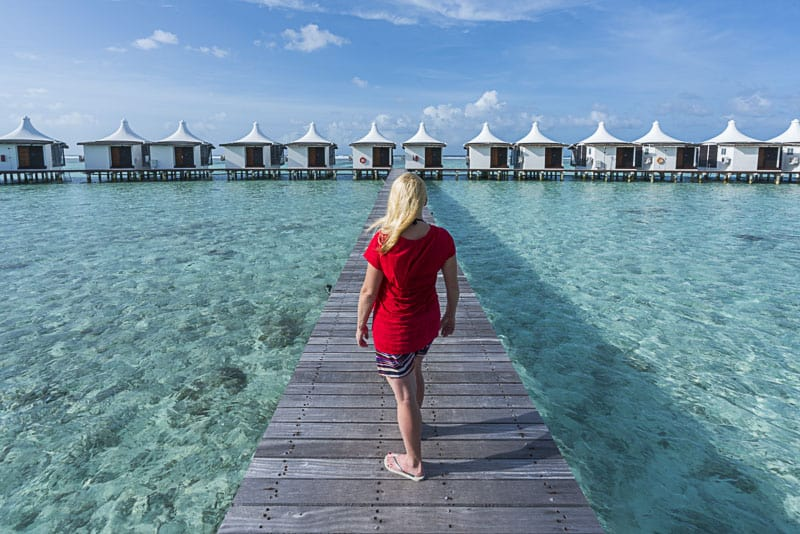 The Best Resoerts in the Maldives