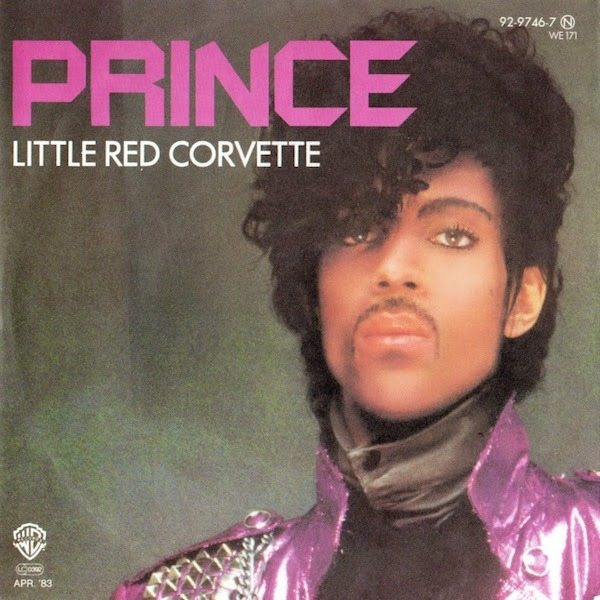 best road trip songs - little red corvette