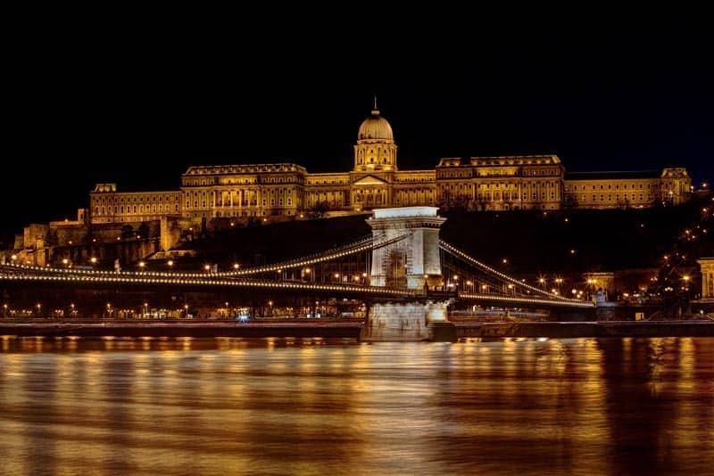 City Skylines Budapest