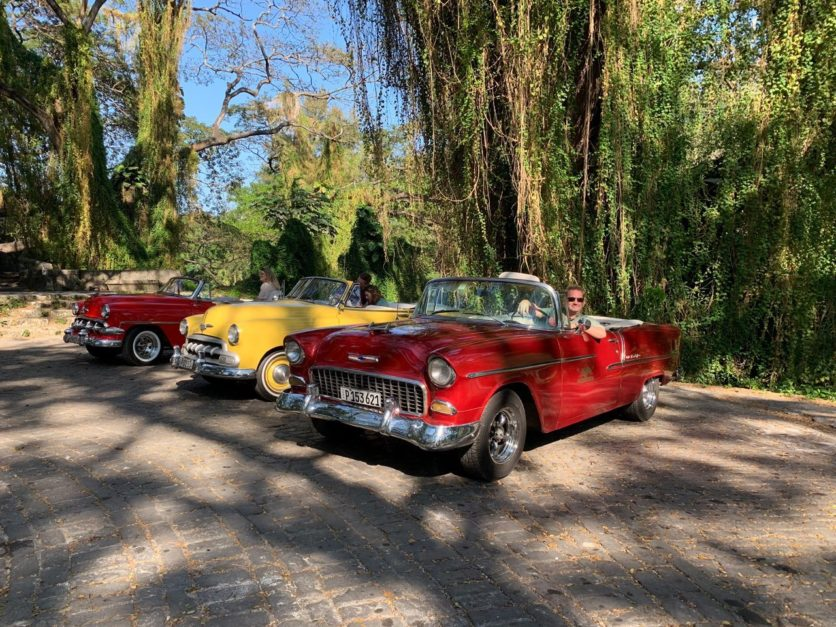 things to do in havana cuba - old car tour