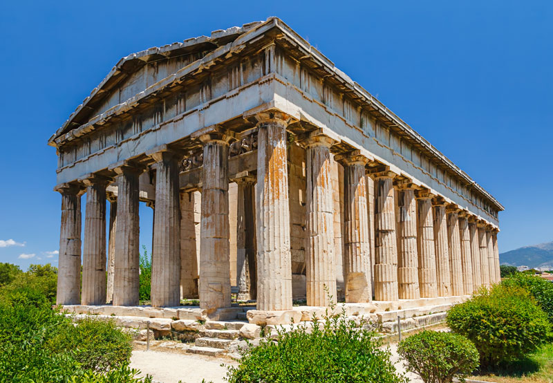 Temple of Hephaestus is one thing you must do in Athens