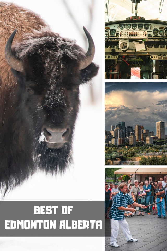 the best things to do in Edmonton Alberta