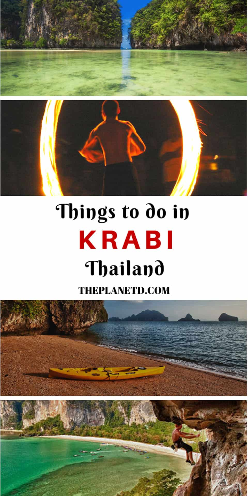 best things to do in krabi thailand