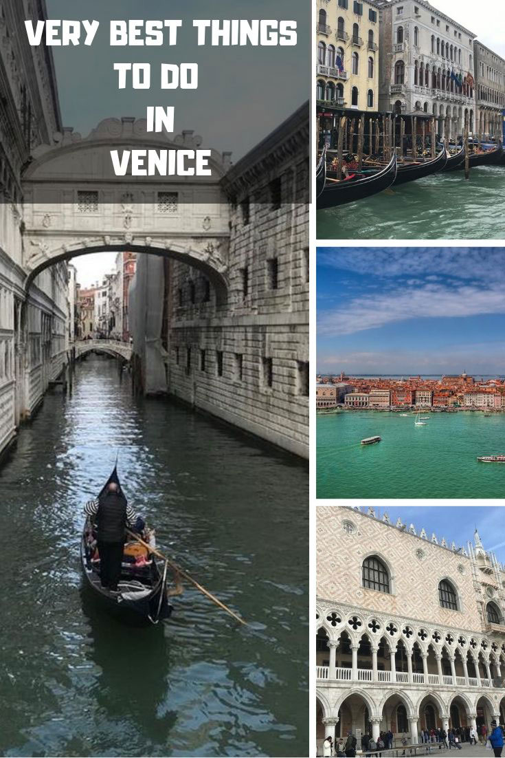 the very best things to do in venice italy