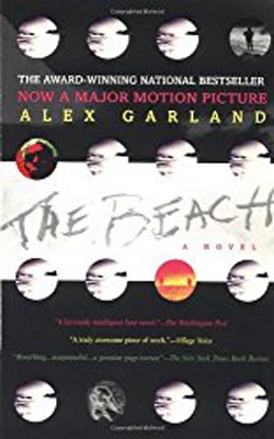 famous travel book the beach