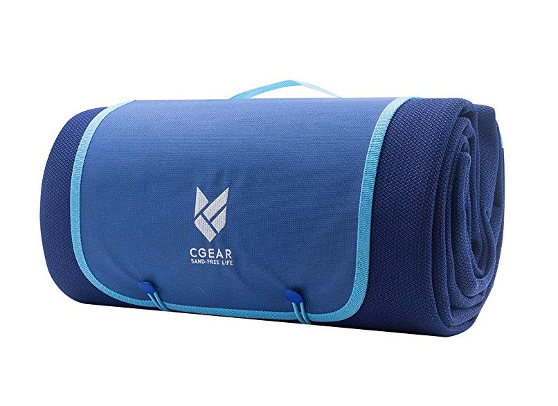 cool travel accessories | CGear Beach Mat