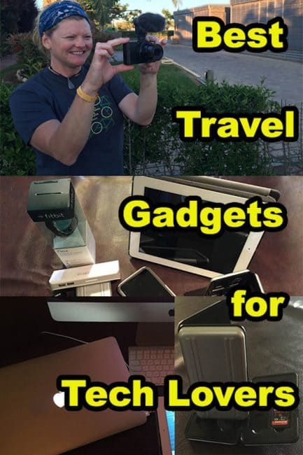 travel gadgets for tech lovers