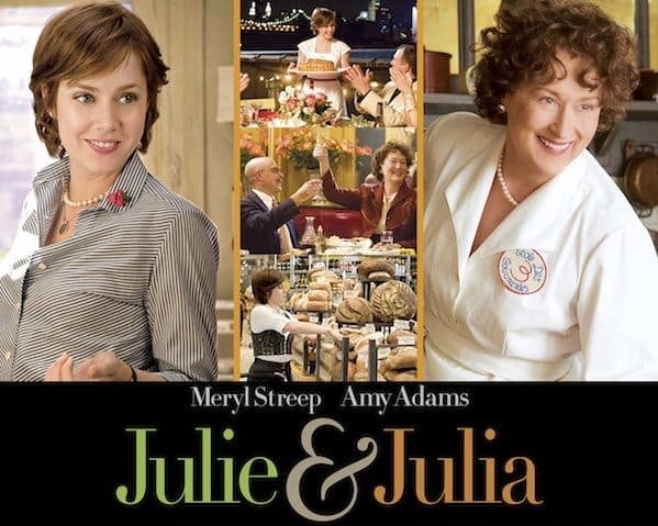best travel movies Julie and Julia
