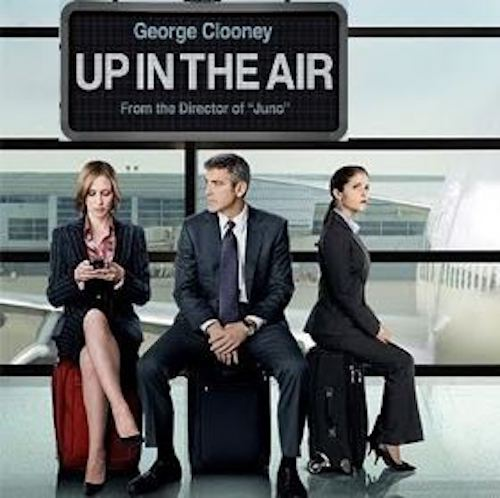 best travel films | up in the air