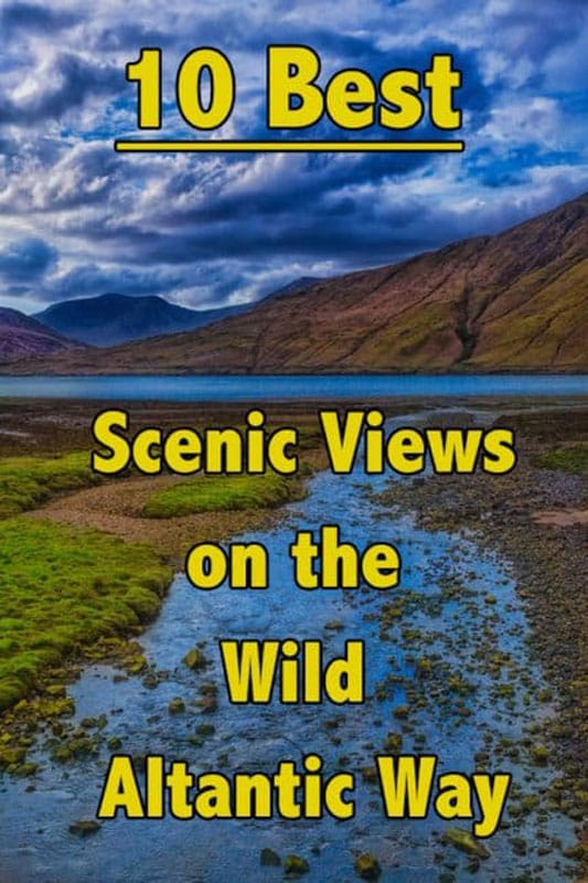 best views wild atlantic way