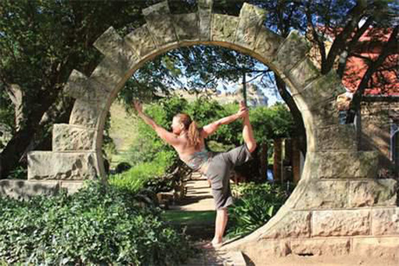 south africa yoga