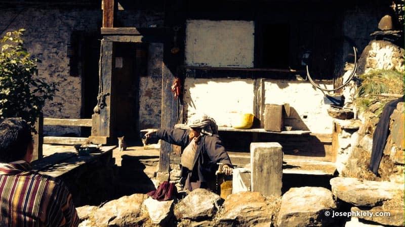 Lusbe Village