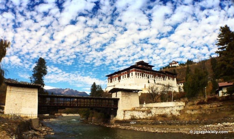 paro dzong bhutan cultural experience
