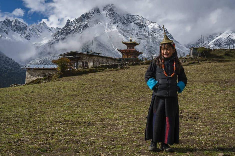 laya bhutan trek featured image