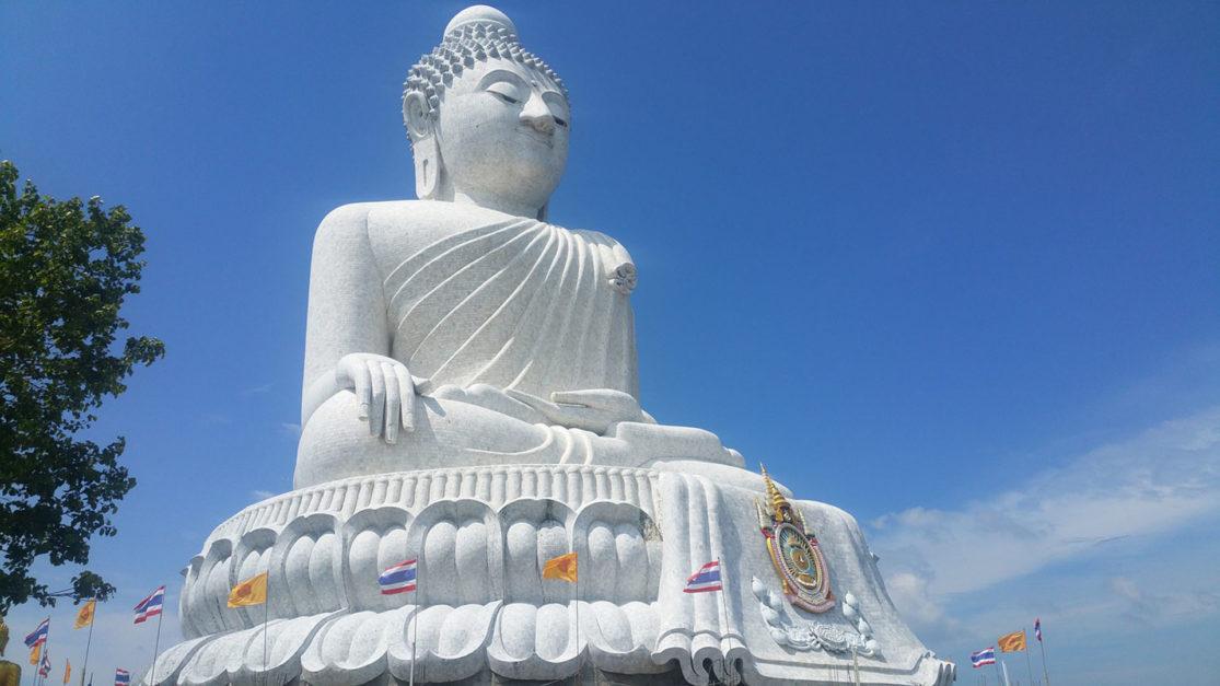 things to see in phuket big buddha