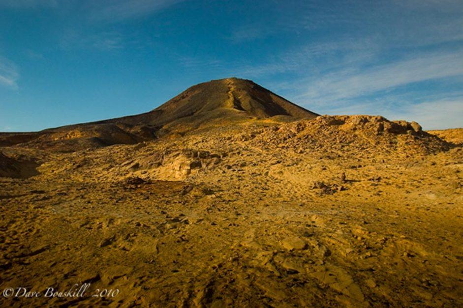 Egypts Black Desert