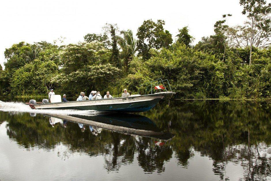 The Skiff boat
