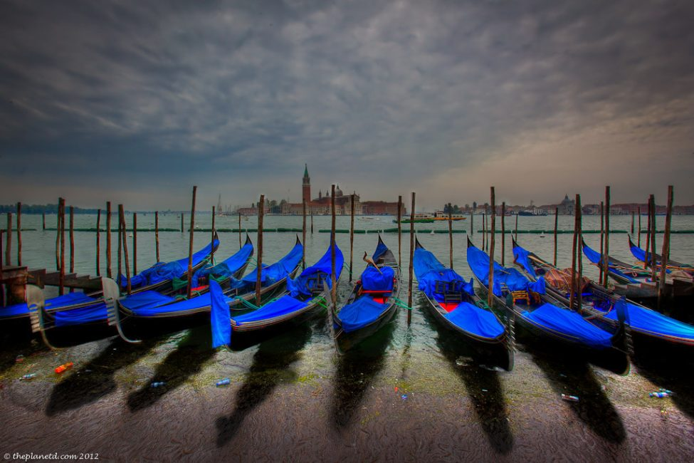 Venice romantic getawas