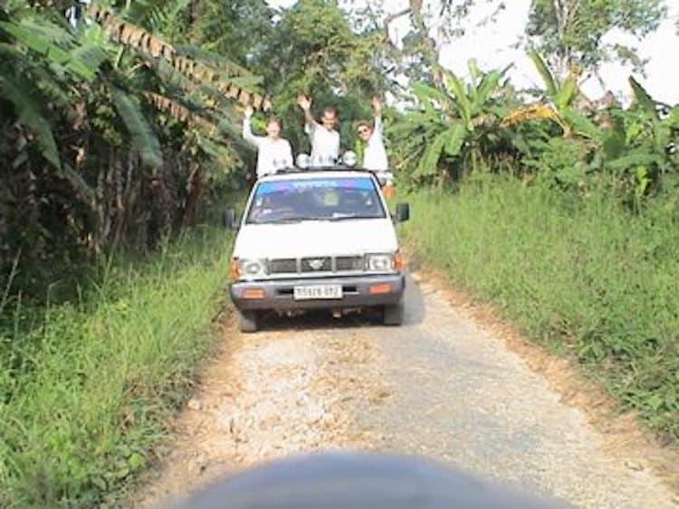 strange travel bokor hill