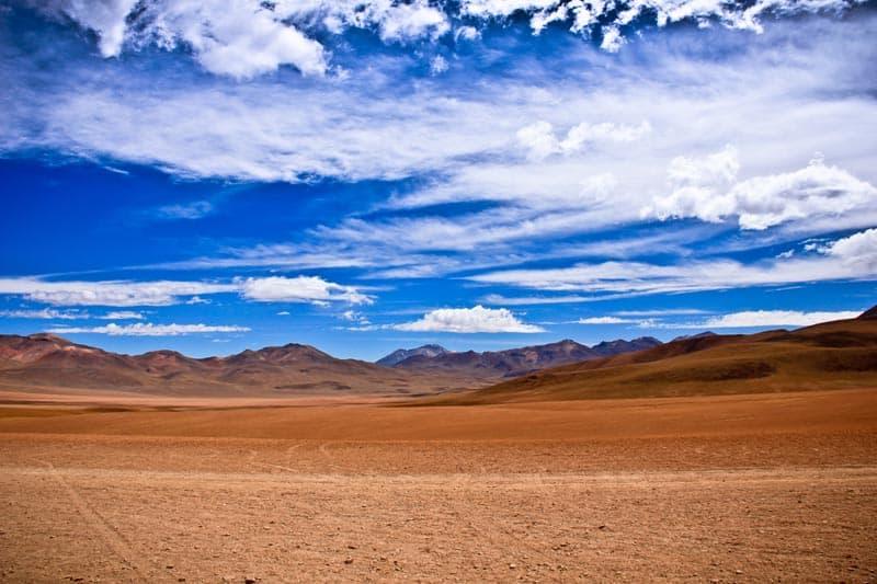 andean plateau bolivia