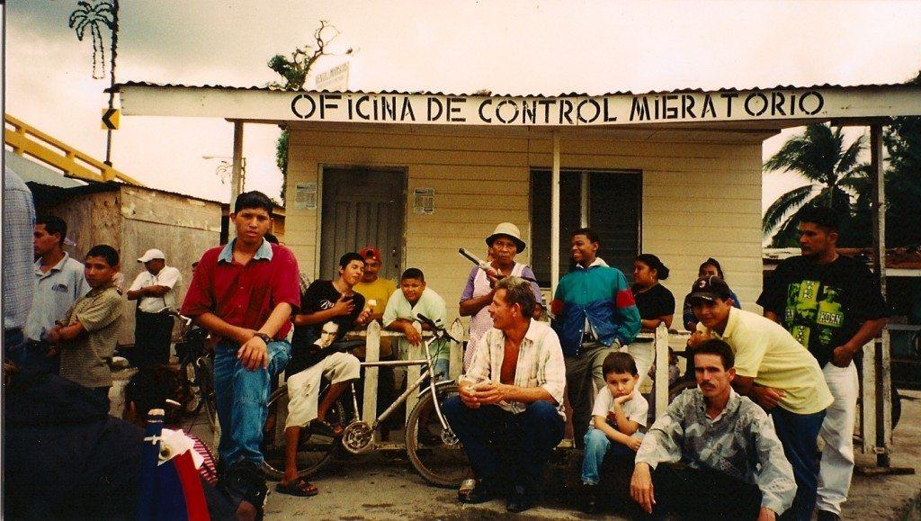 Immigration Office in Honduras