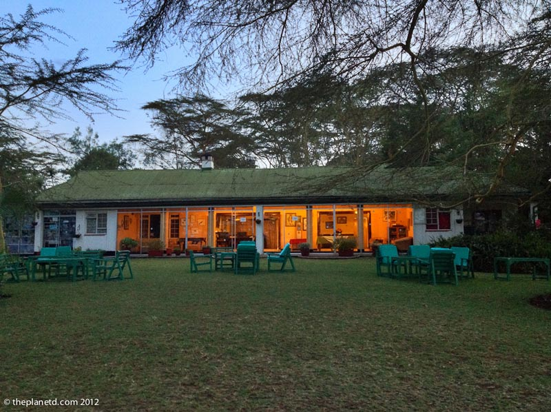 elsamere cottage born free kenya