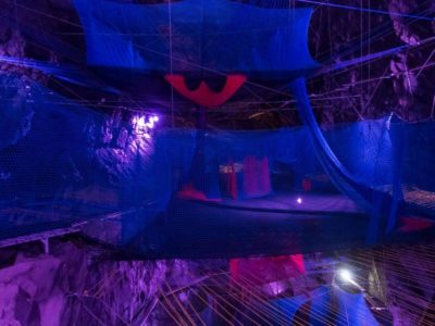 Bounce Below – The Ultimate Underground Trampoline for the Kid in You!