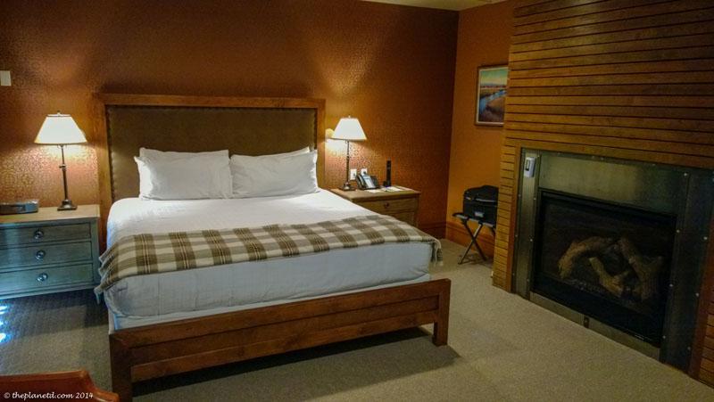 bed at ranch
