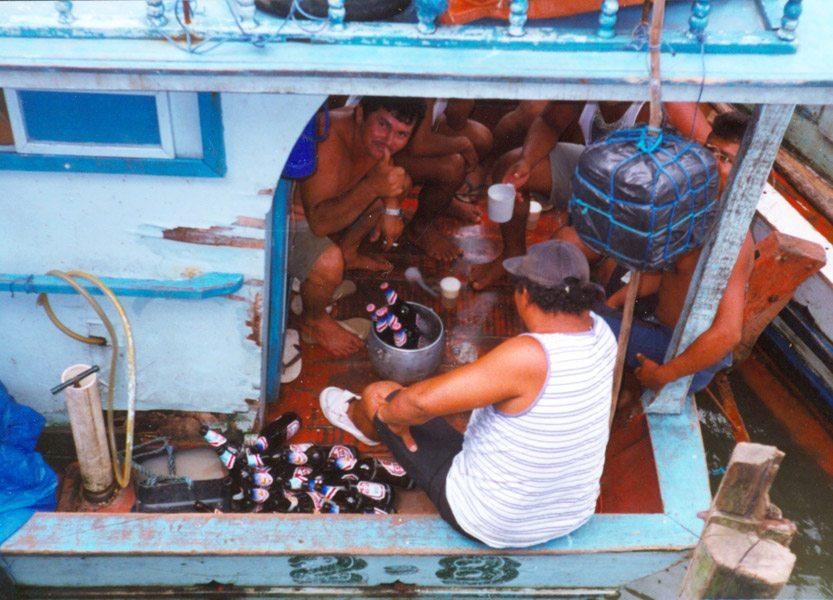 Inspirational Travel: Fishing For Friendship
