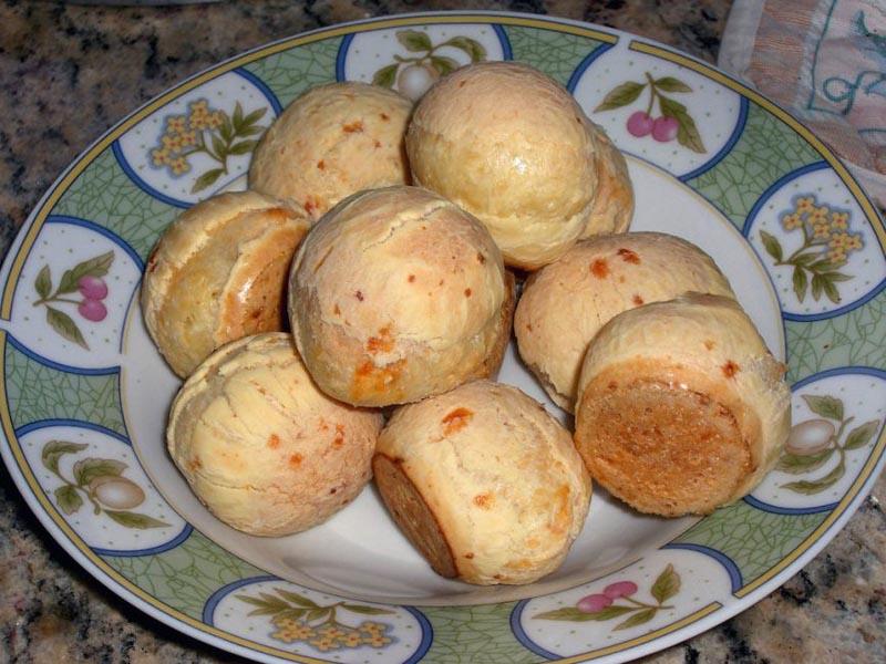 brazilian cuisine Pão de queijo