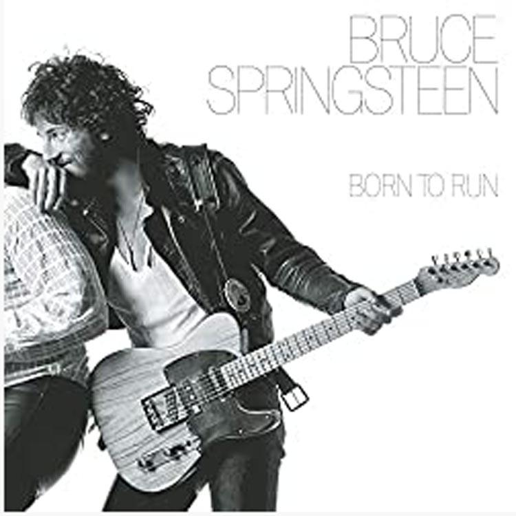 born to run bruce springsteen