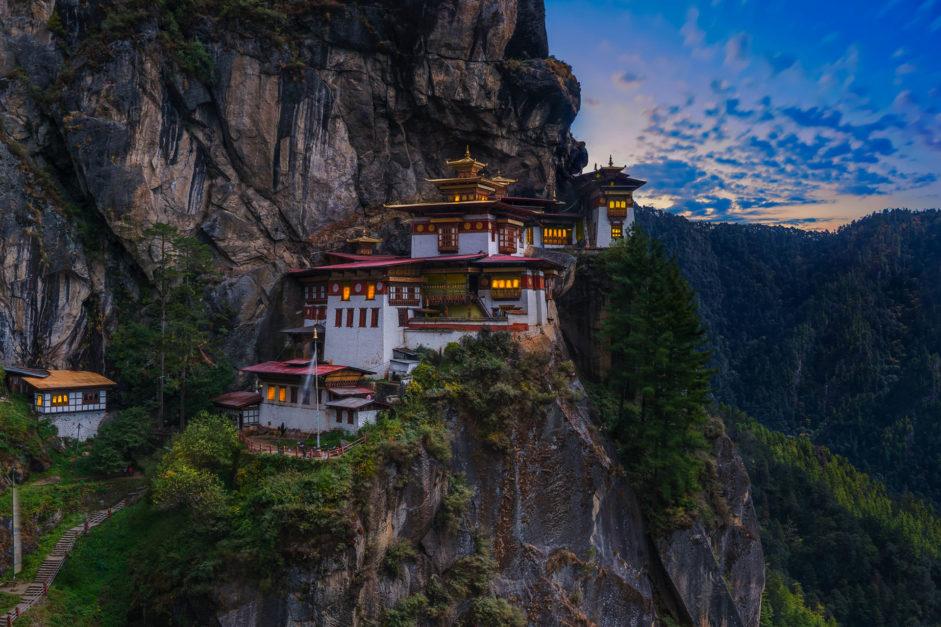 tiger's nest monastery bhutan