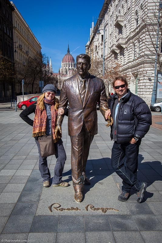 budapest tours about communism ronald raegan